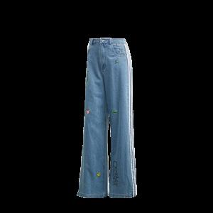 adidas swift run navy blue pants